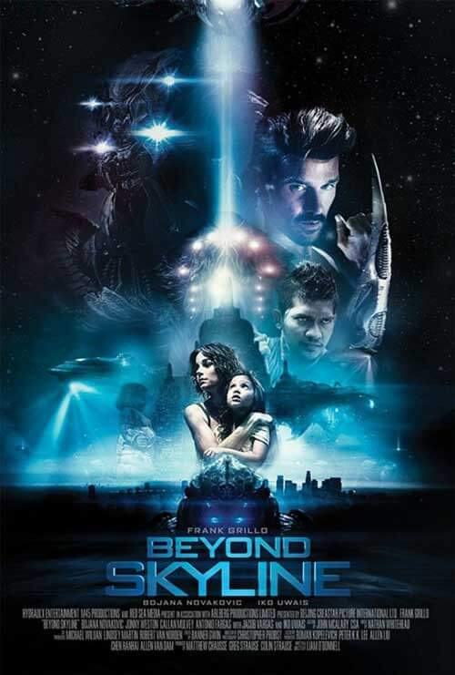 Iko Uwais Beyond Skyline Movie