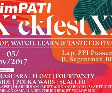 simPATI Kickfest Xi Bandung