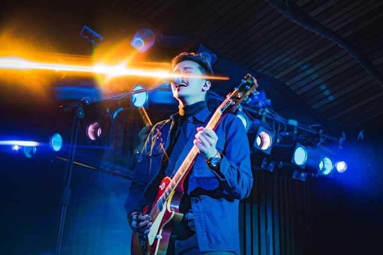 Anomalyst Segara Concert Album Showcase