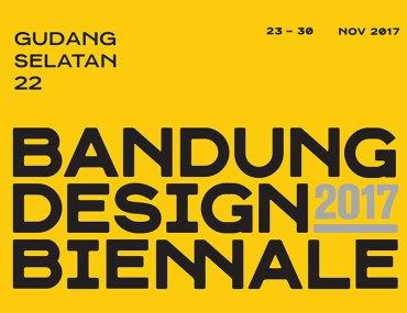 Bandung Design Biennale 2017