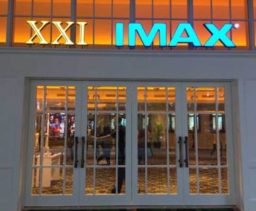 Cinema XXI IMAX di The Breeze BSD City Tangerang