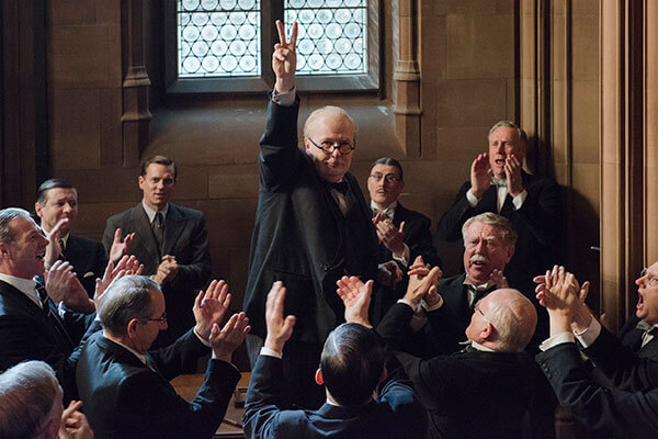 Review Darkest Hour Movie