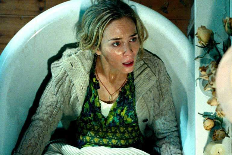"Review: ""A Quiet Place"" is A Bold Thriller Movie That is Not For The Faint Hearted"