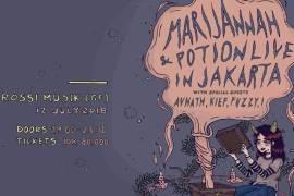 Marijannah Potion Concert in Jakarta
