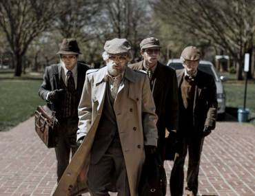 American Animals Film Review