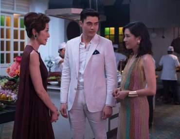 """""""Crazy Rich Asians"""" Made Us Laugh, Cry and Drop the Jaw"""