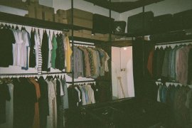 Thrift Shopping Hunting Second di Surabaya