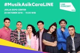 LINE Concert Yogyakarta