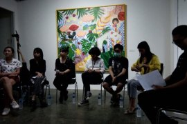 RUCI Art Wall (RAW) Vol.1 Exhibition