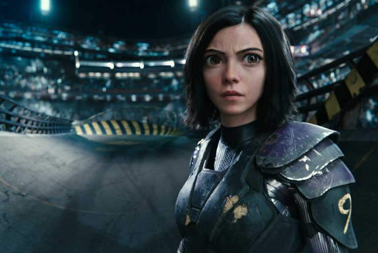 Alita Battle Angel Film Review