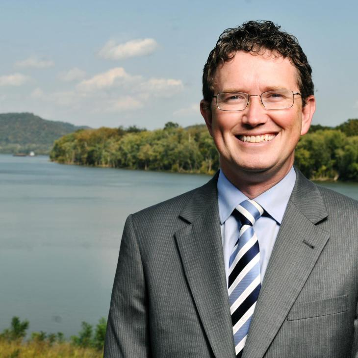 DZ Ep 74 – Rep Thomas Massie Fears A Food Shortage Amid #COVID19