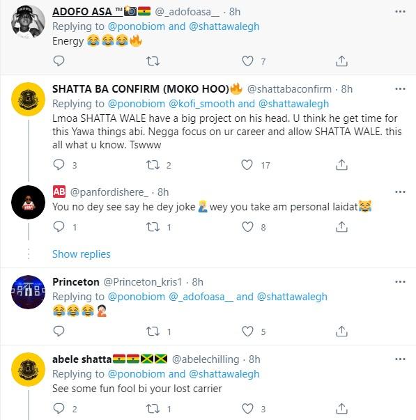 Yaa Pono Asks Shatta Wale If He Should Diss Him 5
