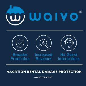 waivo vacation rental damage protection