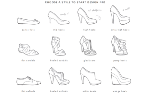 Styles to choose from on shoesofprey.com
