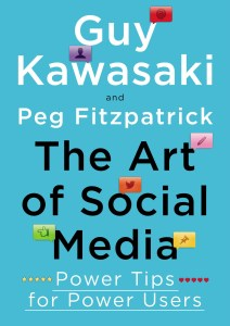 The Art of Social Media Book Cover