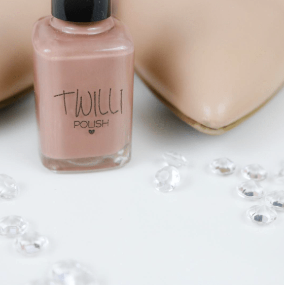 Holiday Gift Guide - Twilli Polish Aren't You Mauvelous