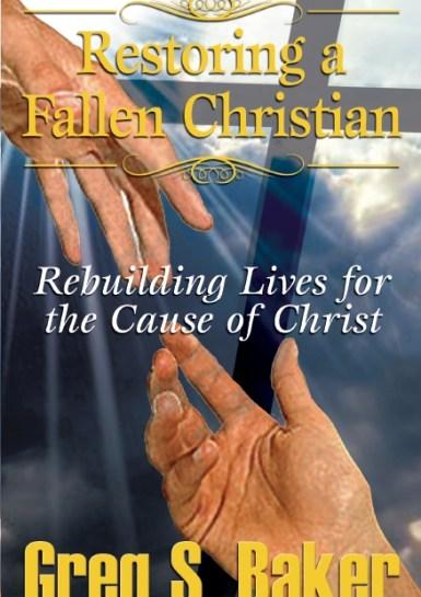Restoring a Fallen Christian