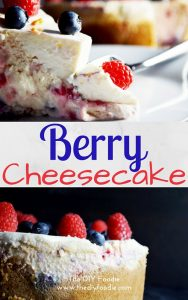 Berry Cheesecake