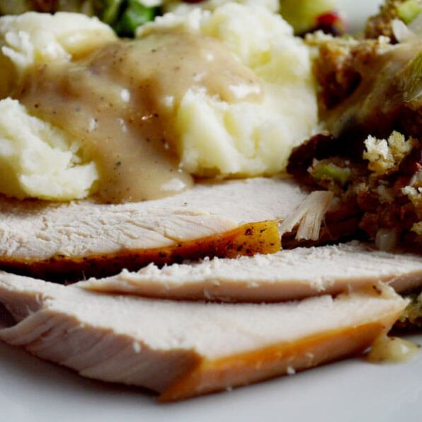 Simple Thanksgiving Turkey