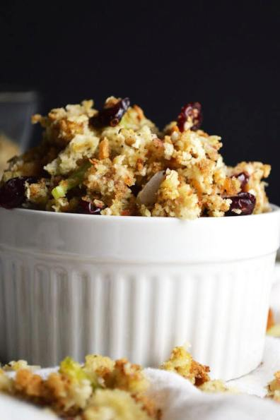 10 ingredient Craisin Stuffing