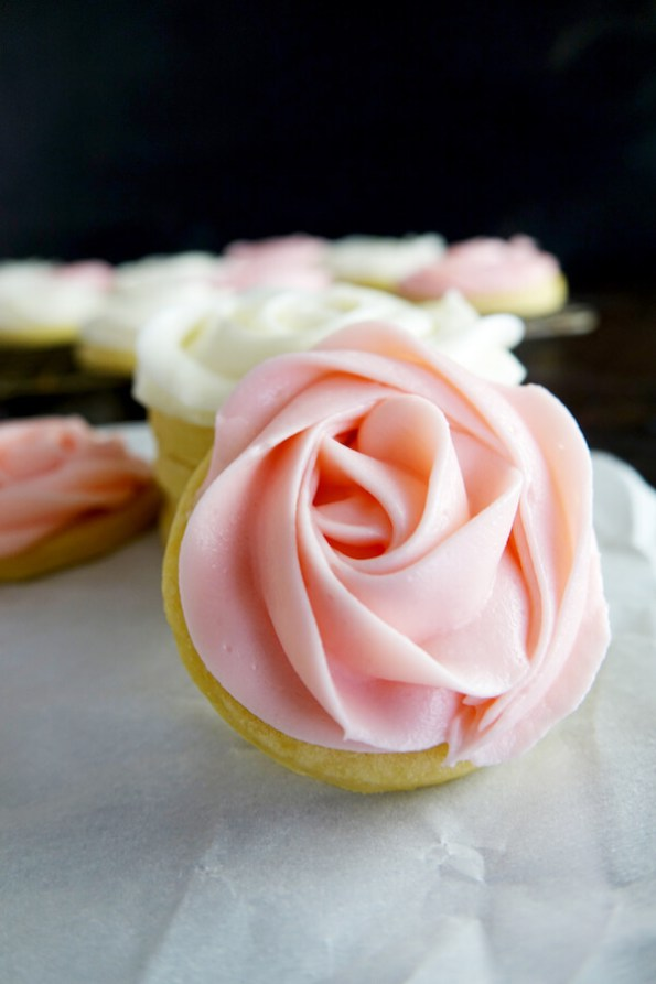 Rose Cookie Tutorial