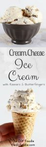Cream Cheese Ice Cream
