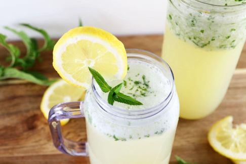 Mint Lemonade