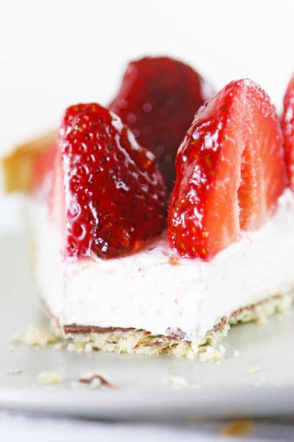 Strawberry Pie Photo