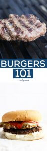 Everything you ever needed to know on how to make a burger!!