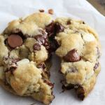 Giant Quad Chocolate Chip CookiesGiant Quadruple Chocolate Chip Cookies