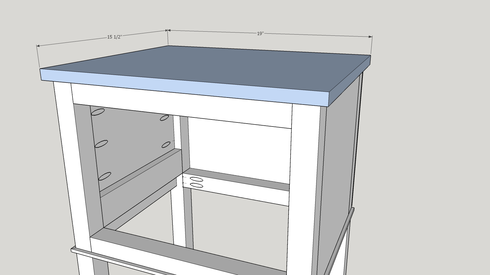 free end table plans the diy hubs