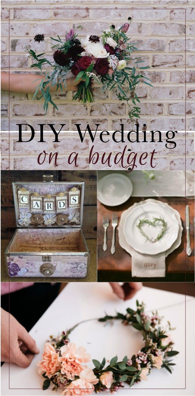 Diy Wedding Decorations Budget
