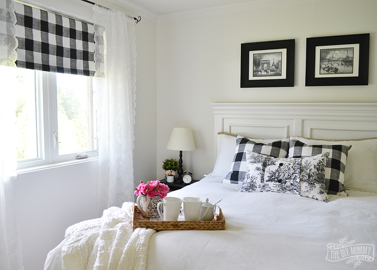 Our Guest Cottage Bedroom A Small Space On A Budget In