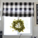Sew A Diy Roman Shade The Diy Mommy