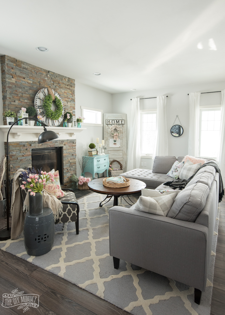 Family Room Decorating Ideas 2017
