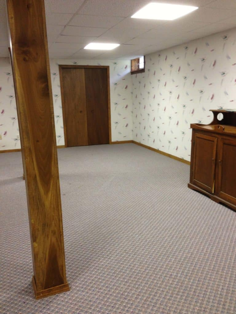 diy budget basement makeover ideas