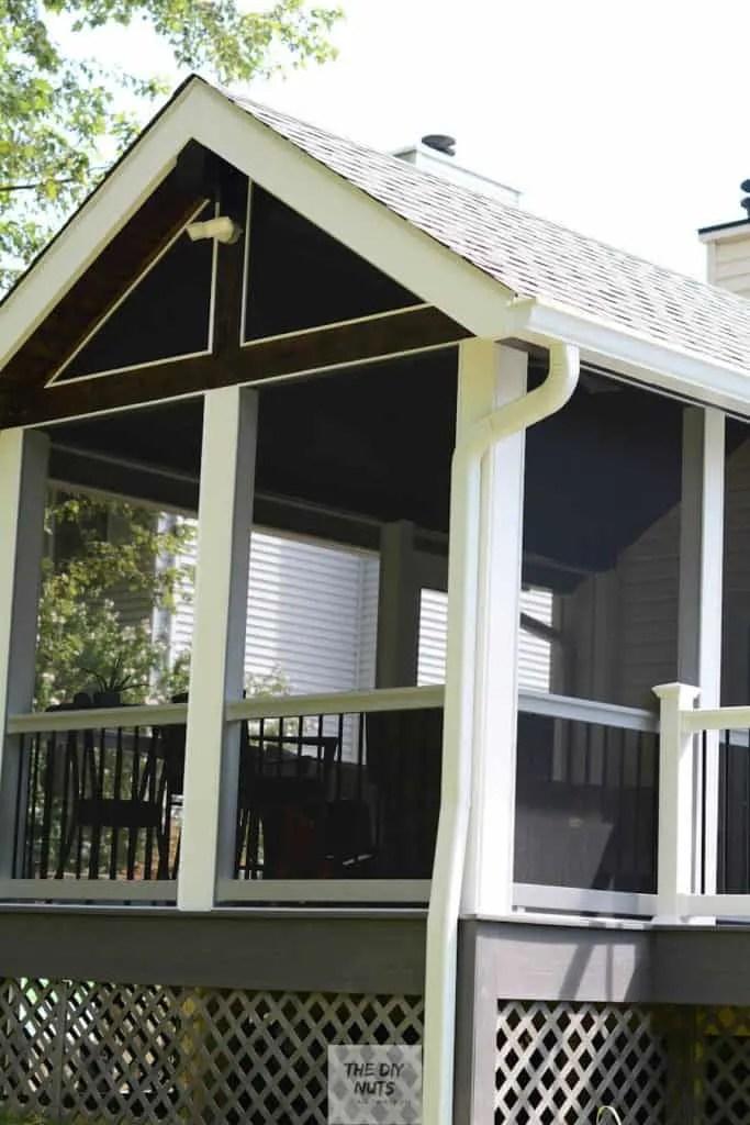 screened in porch ideas
