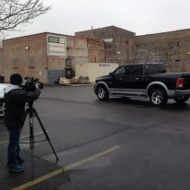 Shooting at the RX