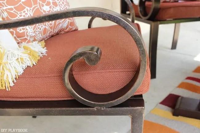 Allen Roth Chair