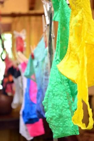 Panties-Hanging