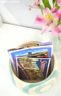 Postcard-Bowl