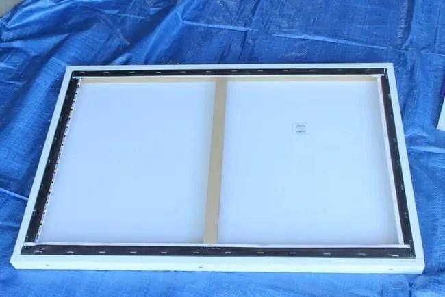 canvas frame
