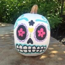 Day Dead-Pumpkin