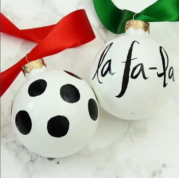 kate spade ornament christmas