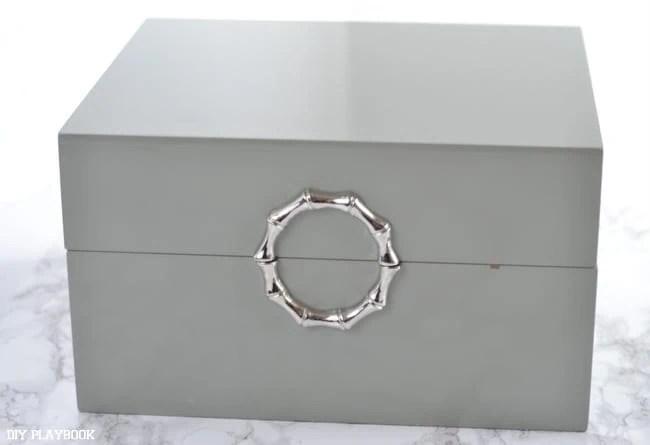 Gray-Decorative-Box