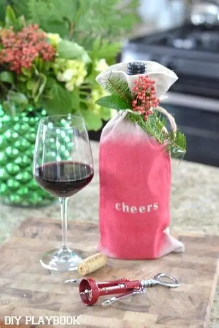 Hostess-Gift-Wine-Bottle