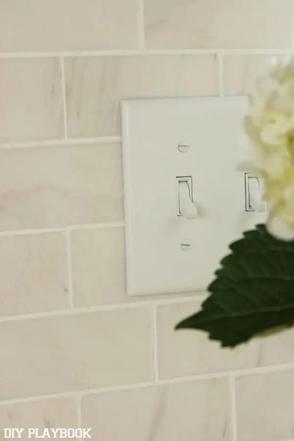 outlet tile