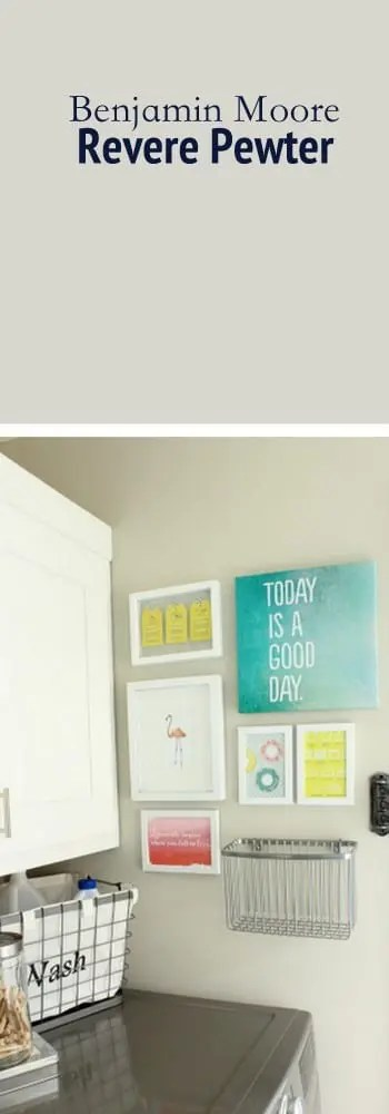 paint color laundry room