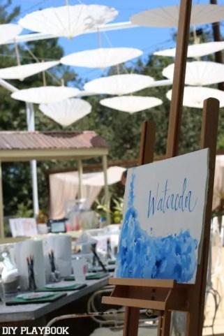 WatercolorMichaels Makers Sonoma, California