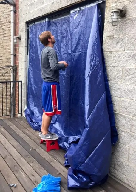 Finn-tarp-augusta-homeowner-water damage